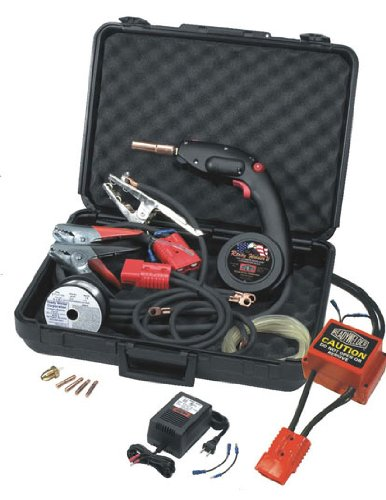 Ready Welder RWII Model #10000ADP (CS) Battery Operated MIG Gun