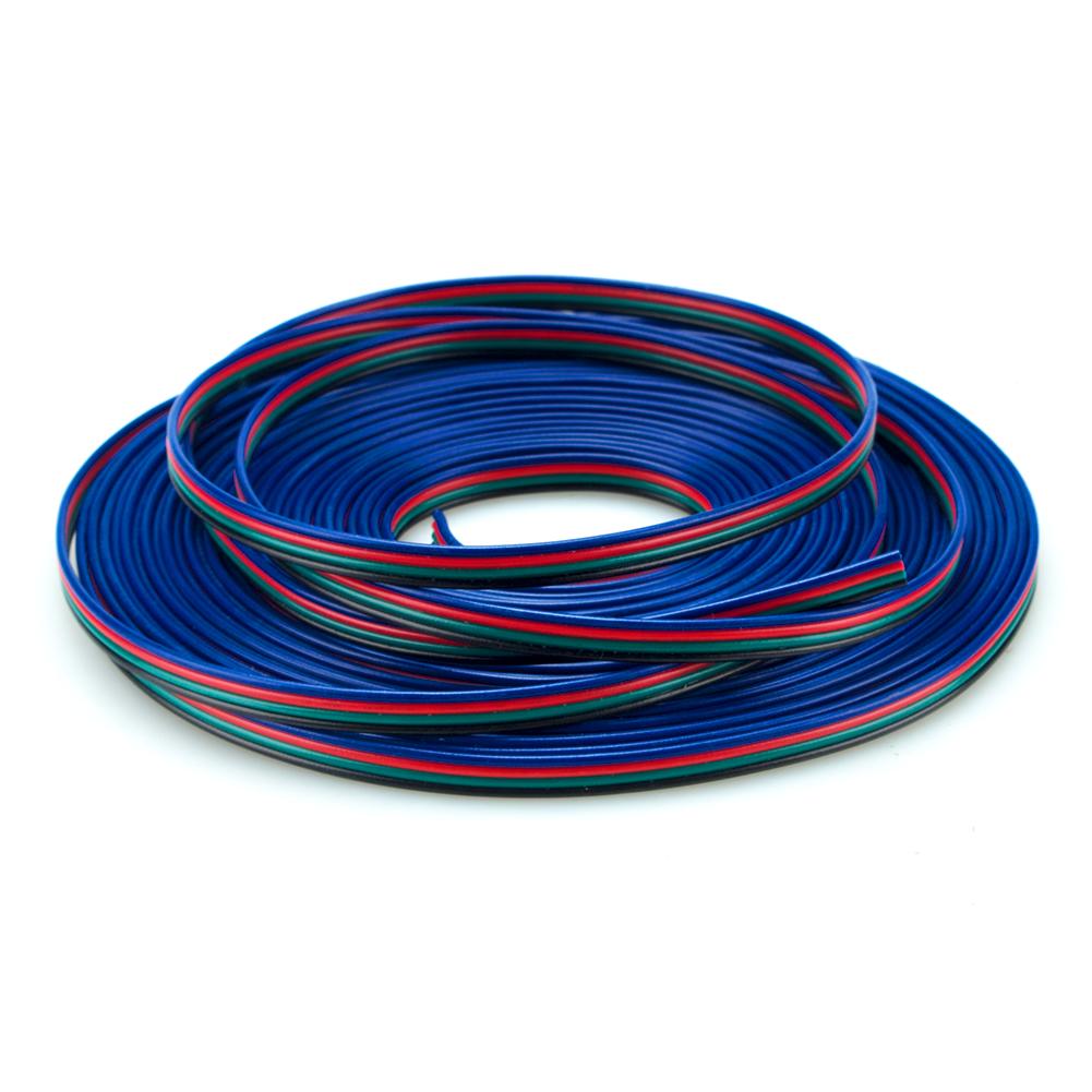 LED Light Strip Connecteur 32.8ft Extension Cable
