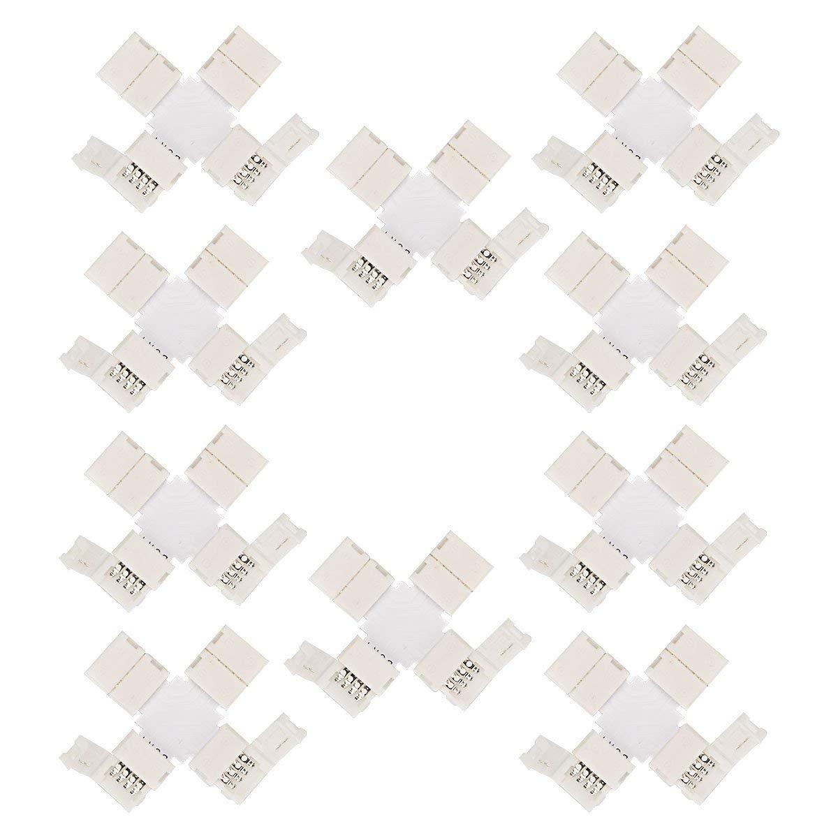 Светодиодные полосы света Соединитель Cross Shape